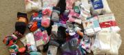 View the Album: Socks for Stockings  1 image
